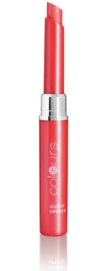 Colours Glossy Lipstick – Glossiger Lippenstift – Crystal Peach