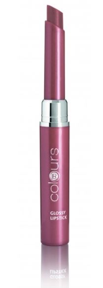 Colours Glossy Lipstick – Glossiger Lippenstift – Crystal Caramel