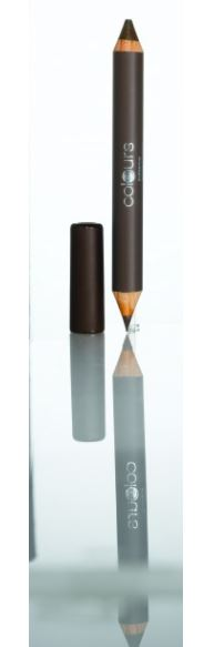 Colours Eyebrow Double Pencil – Cashmere Brown