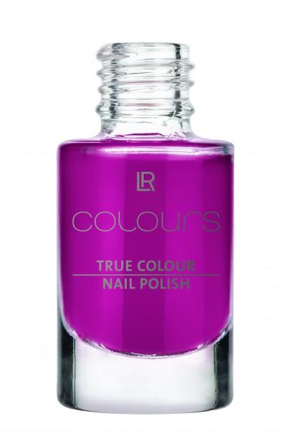 "Colours LR COLOURS True Colour Esmalte De Uñas ""Foxy Fuchsia"