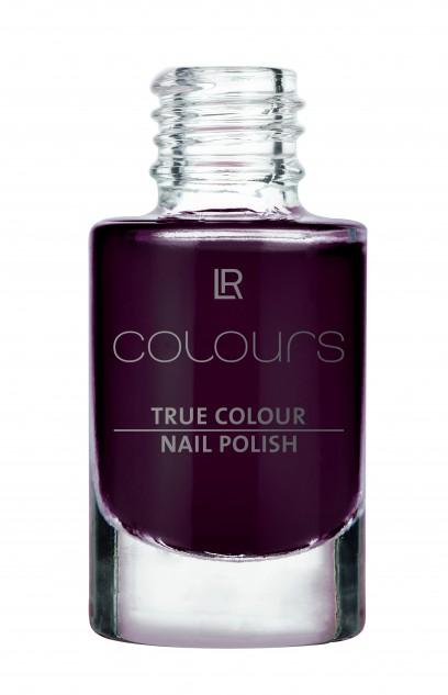 "Colours LR COLOURS True Colour Esmalte De Uñas ""Black Cherry"""