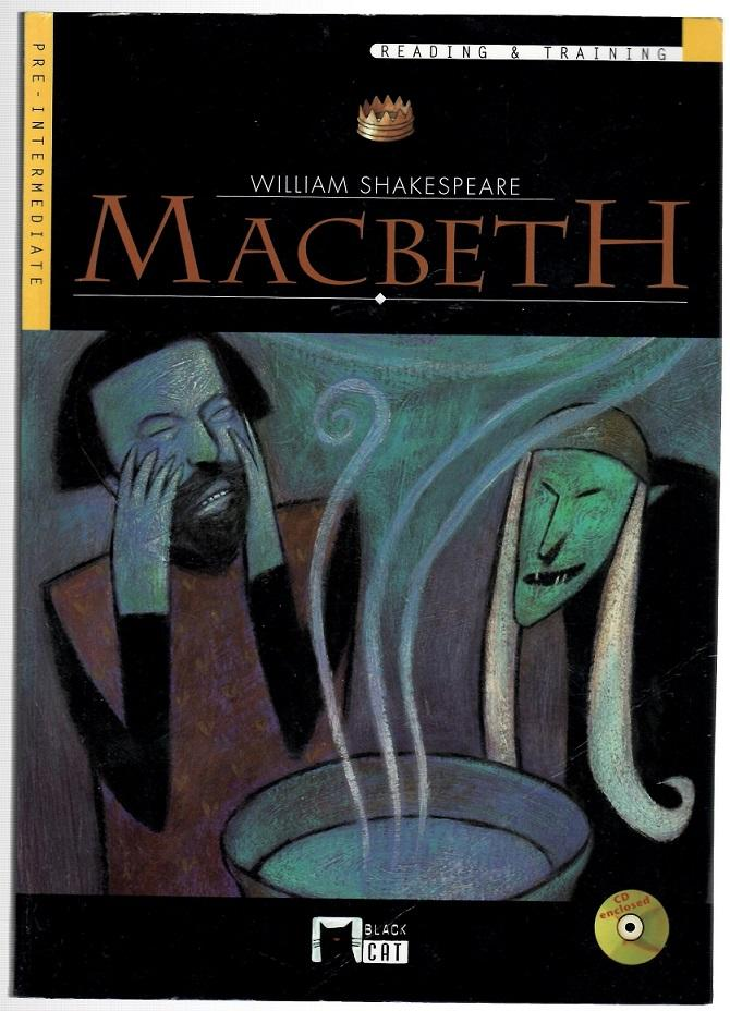 Macbeth - William Shakespeare (Libro en inglés)