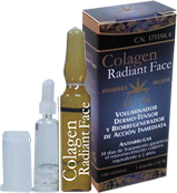 BDV FARMA COLAGEN RADIANT FACE 1 Ampolla 2 ml.  -  C.N. 171594.4