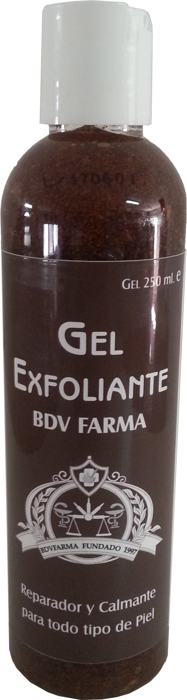 BDV FARMA GEL EXFOLIANTE
