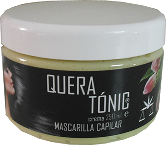 BDV FARMA QUERATONIC Mascarilla Capilar 300 ml.