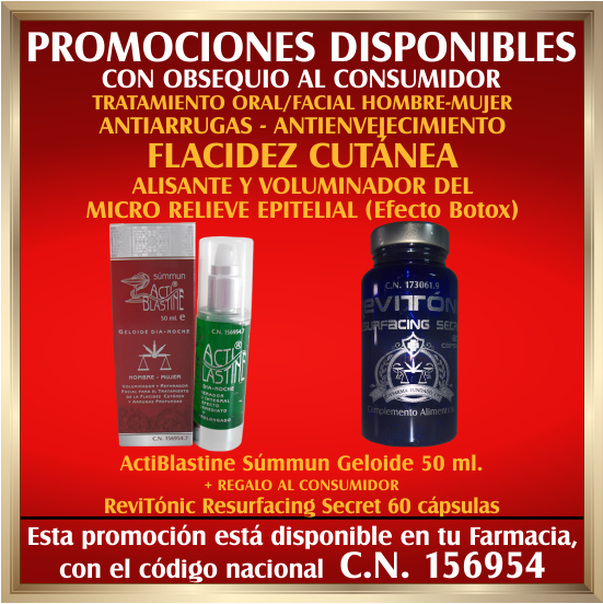 BDV FARMA PROMOCION DISPONIBLE EN TU FARMACIA  C.N. 156954