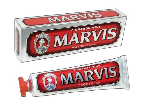 MARVIS DENTRIFICO CINNAMO MINT CANELA 75ML