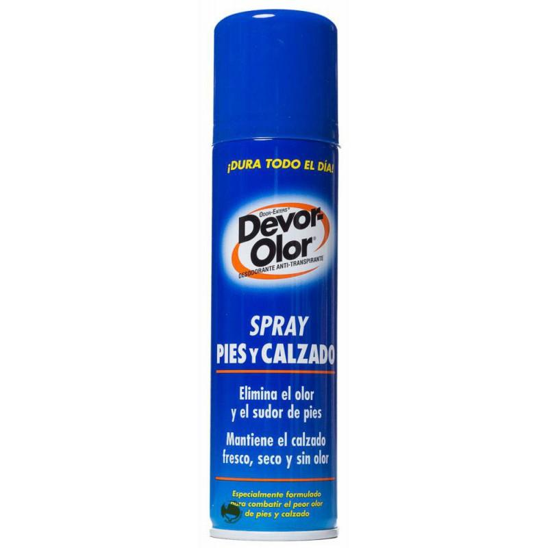 DEVOR-OLOR SPRAY ANTITRANSPIRANTE PIES Y CALZADO 150 ML