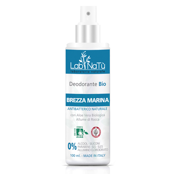 Lab.NaTú NATU DESOD BIO SPRAY BRISA MARIANA 100ML