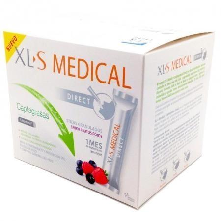 XLS MEDICAL CAPTAGRASAS STICK 90 UDS
