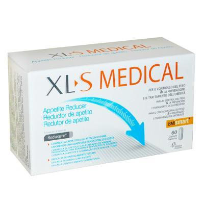 XLS MEDICAL REDUCTOR APETITO 60 COMP