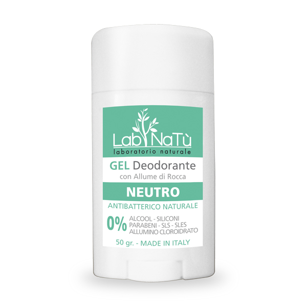 Lab.NaTú NATU DESOD GEL NEUTRO 50 ML