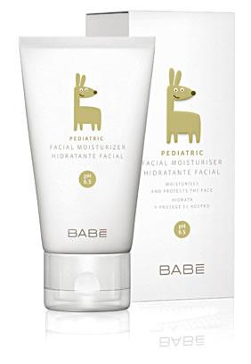BABE HIDRATANTE FACIAL PEDIATRICA 50 ML