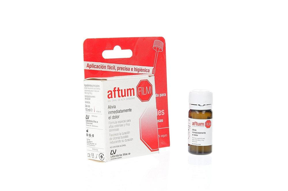 AFTUM AFTUM FILM GEL ORAL 10ML