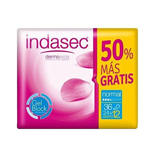 INDAS DUO PACK INDASEC NORMAL 24+12