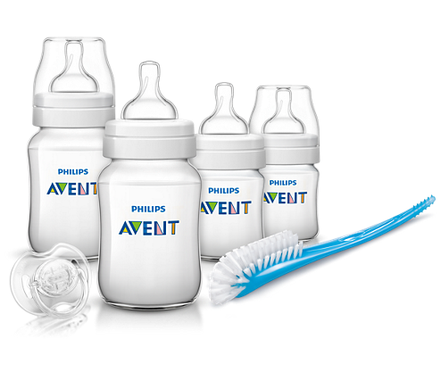 AVENT SET RECIEN NACIDO NATURAL SCD290/01