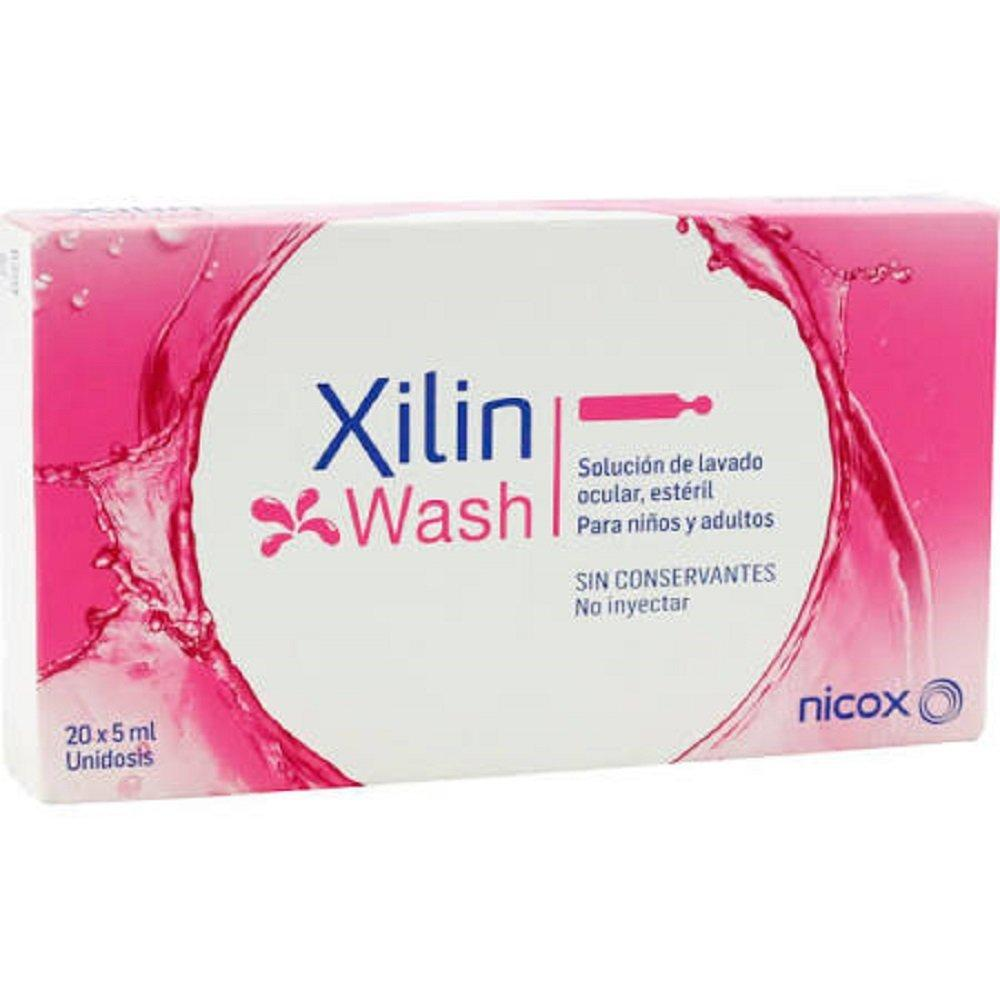 NICOX XAILIN WASH UNIDOSIS 20 X 5 ML