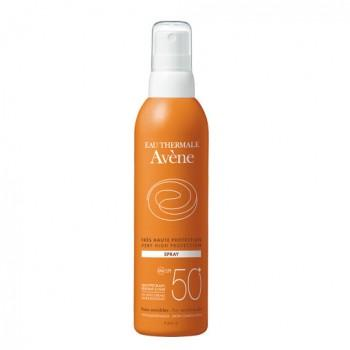AVENE SPRAY SOLAR SPF 50+ 200ML