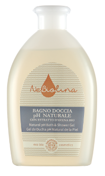 NEBIOLINA GEL DE DUCHA PH NATURAL 500ML