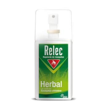 RELEC HERBAL SPRAY REPELENTE MOSQUITOS