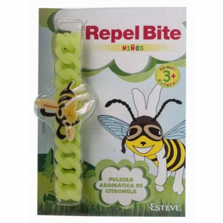 REPEL BITE NIÑOS PULSERA REPELENTE