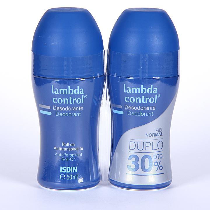 ISDIN DUO LAMBDA CONTROL ROLL-ON