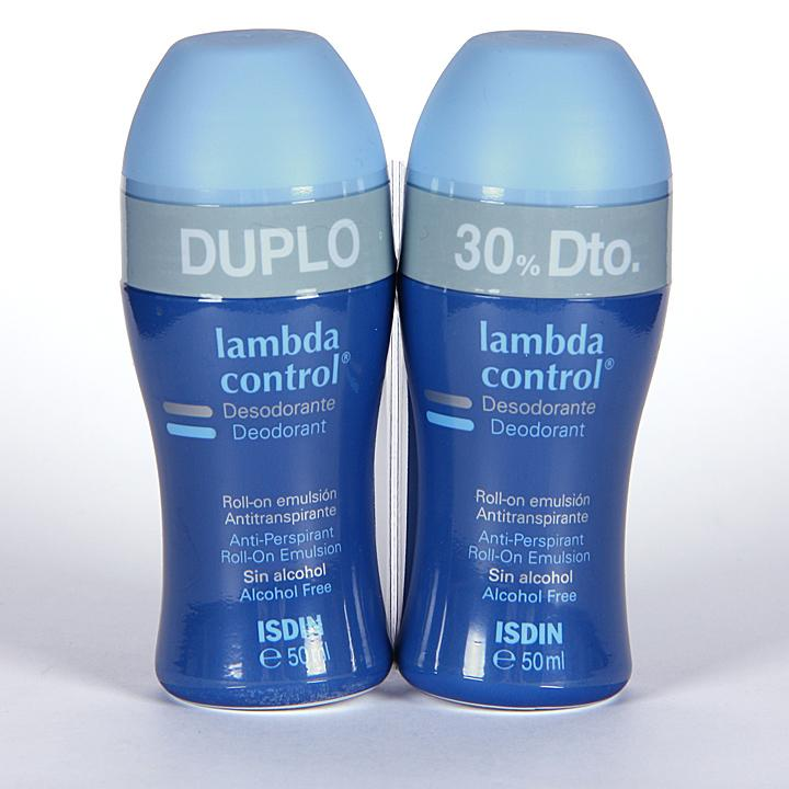 ISDIN DUO LAMBDA CONTROL EMULSION ROLL-ON