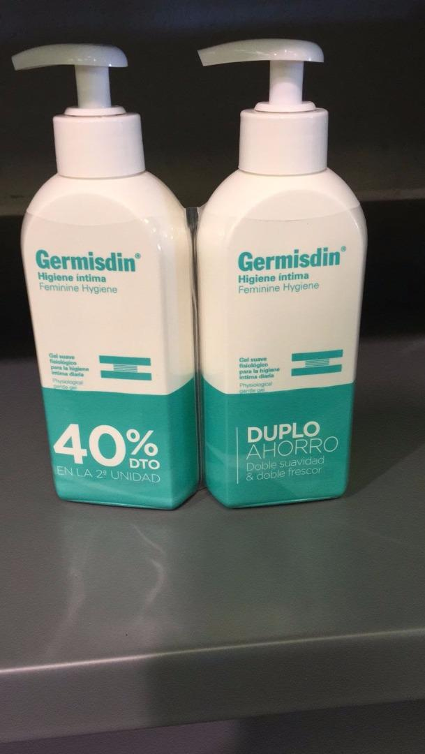 ISDIN GERMISDIN DUO HIGIENE INTIMA 250 ML