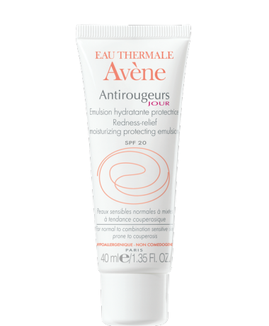 AVÈNE ANTI-ROJECES EMULSION HIDRATANTE DIA 40 ML