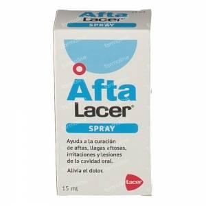 LACER AFTALACER SPRAY 15 ML