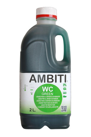 AMBITI GREEN BIOLOGICO 2 LITROS