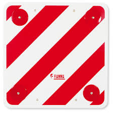FIAMMA PLACA REFLECTANTE PVC