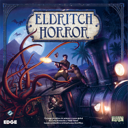Fantasy Flight ELDRITCH HORROR
