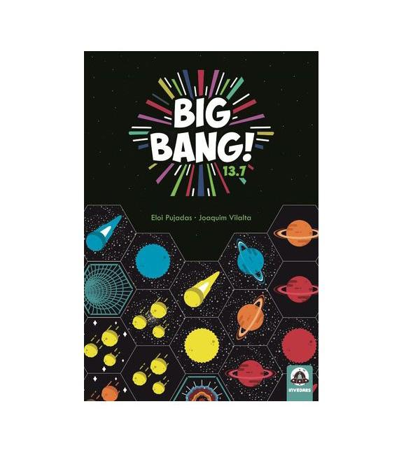 Invedars BIG BANG 13.7