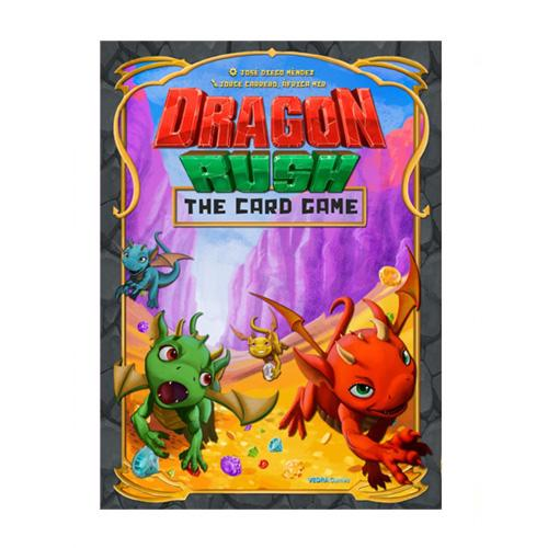 Vedra Games DRAGON RUSH THE CARD GAME
