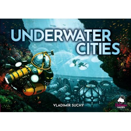 Arrakis Games UNDERWATER CITIES