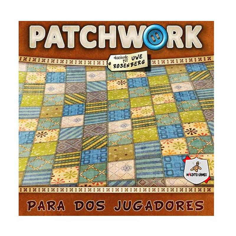 Maldito Games PATCHWORK