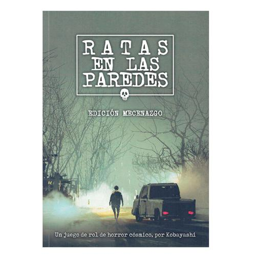 The Hills Press RATAS EN LAS PAREDES EDICIÓN MECENAZGO