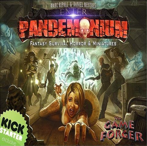 The Game Forger PANDEMONIUM