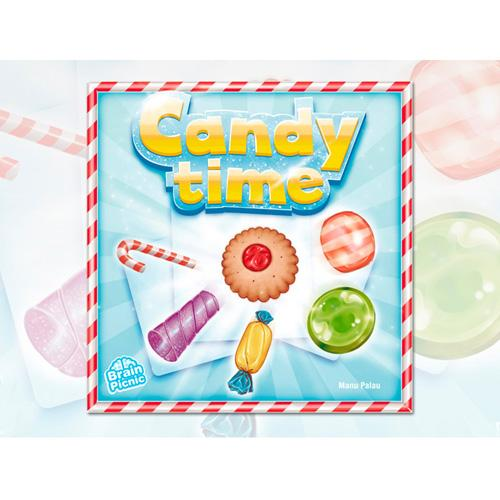 Brain Picnic CANDY TIME