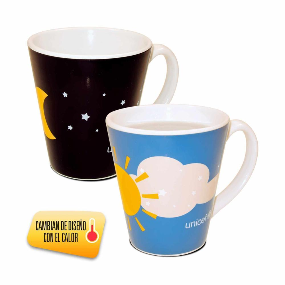 Taza Termosensible UNICEF