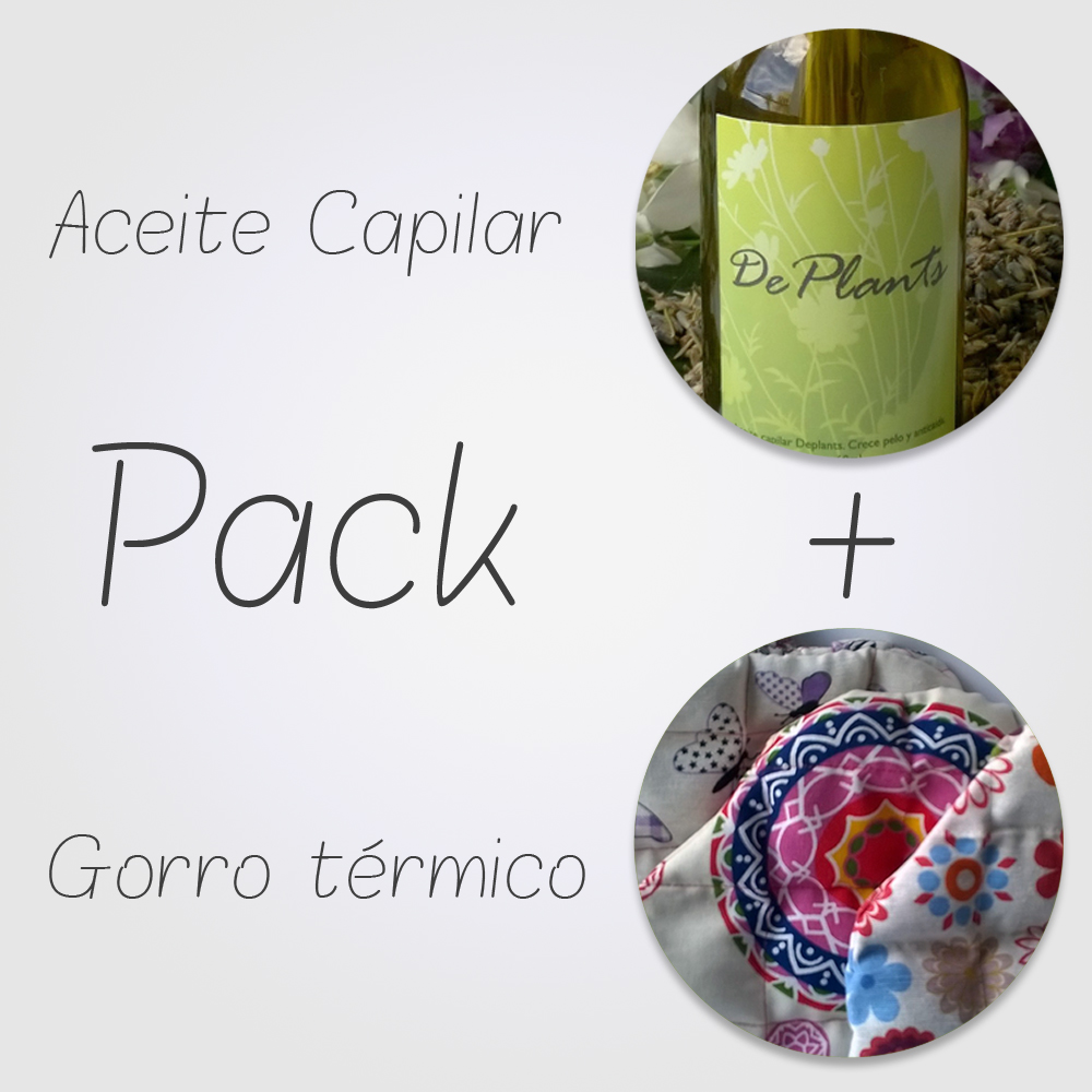 Pack Aceite + Gorro