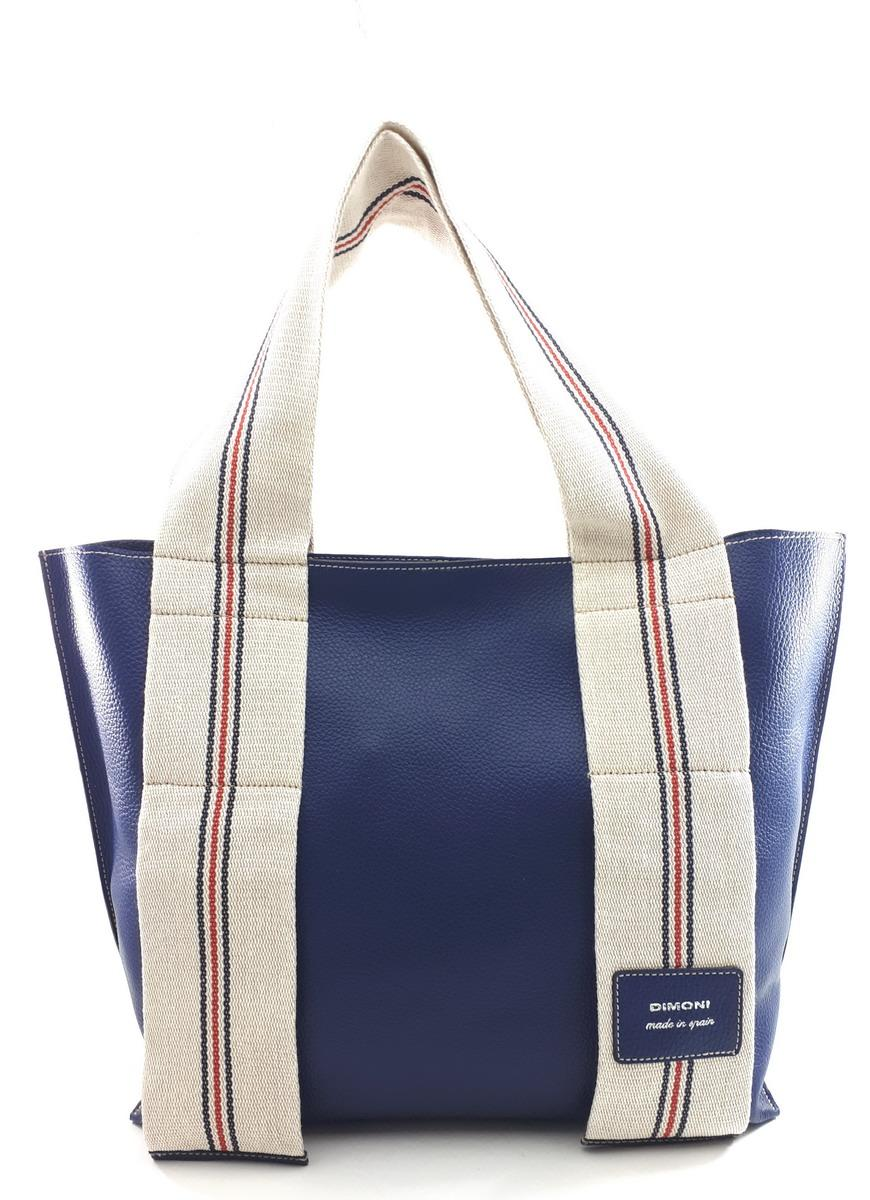 DIMONI SHOPPER AZUL