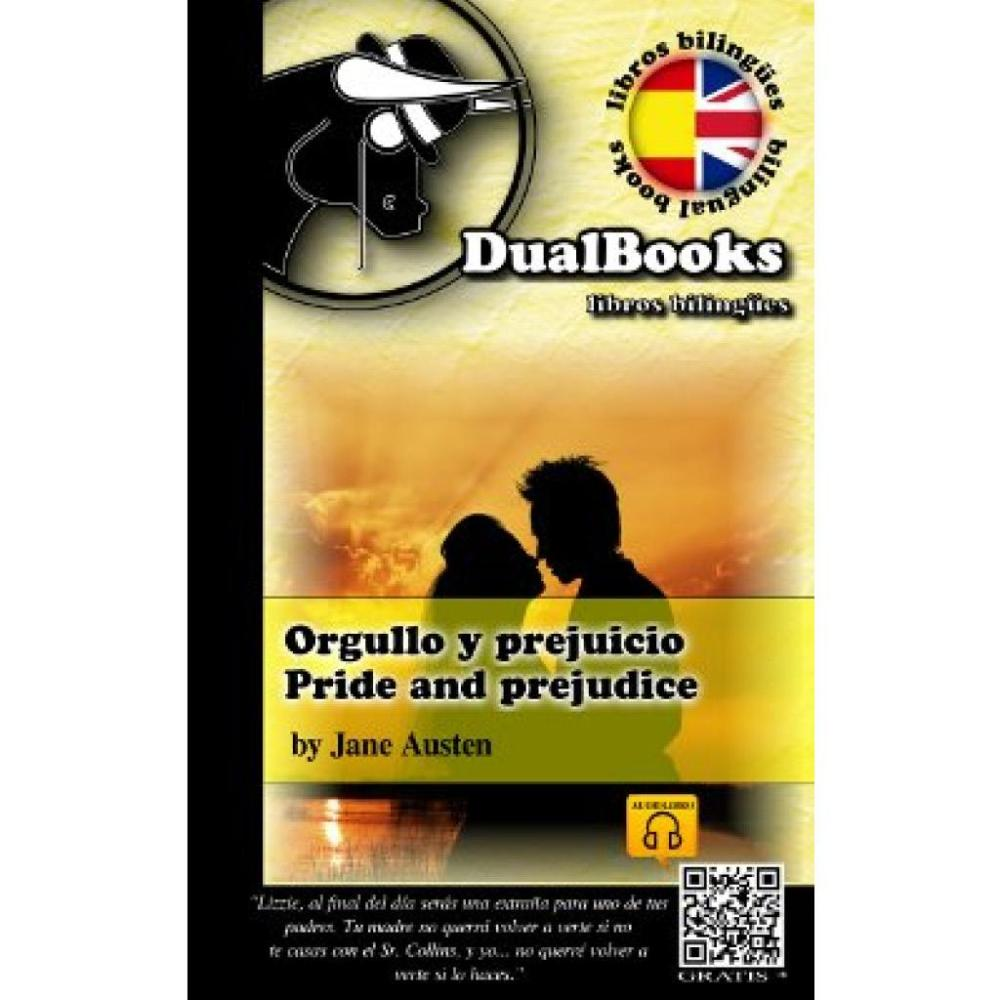 DualBooks Orgullo y Prejuicio / Pride and Prejuice