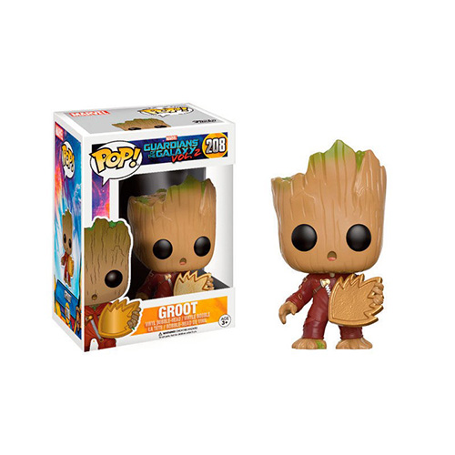 Baby Groot insignia Exclusive