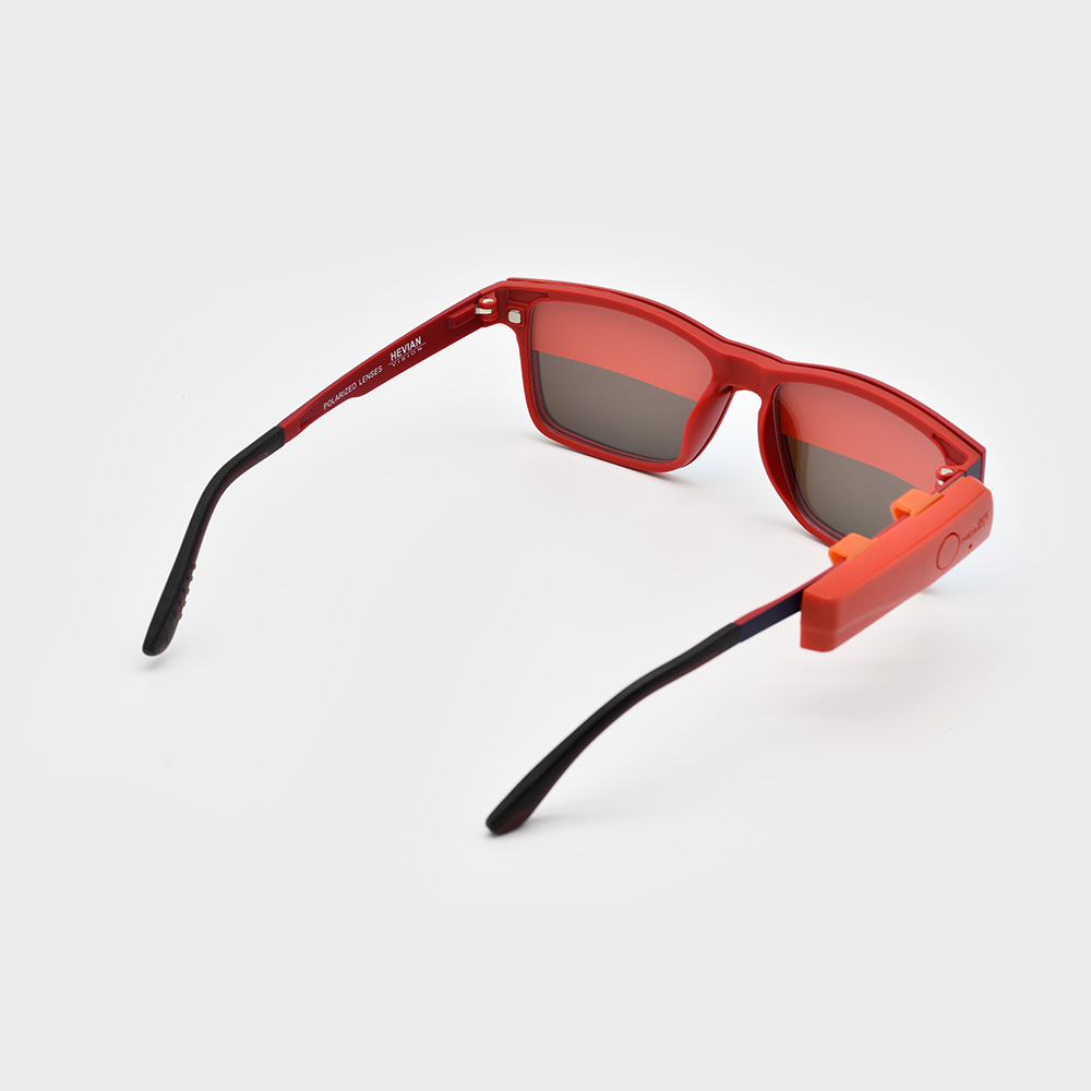 HeadUp calibre 53 Filtro de Oclusión - Head Up Energy Glasses