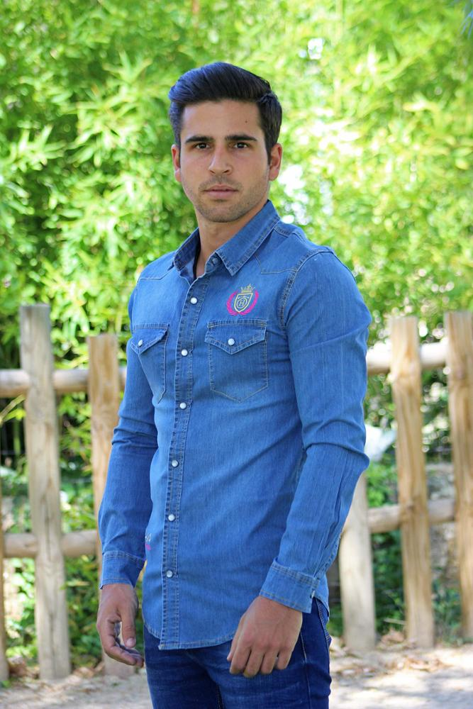 Hierro y Oro CAMISA H a JEANS