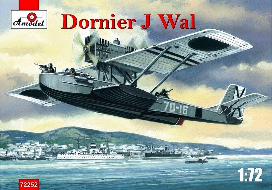 AMODEL 72252 Dornier Do J 'Wal' (Spanish Nationalist Air Force)