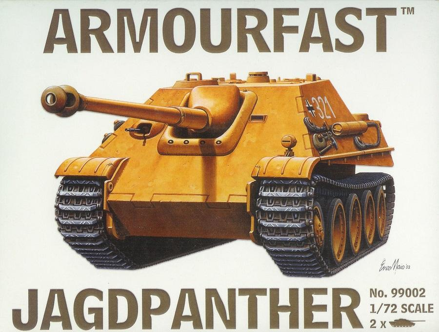 ARMOURFAST 99002 German Tank Destroyer 'Jagdpanther'