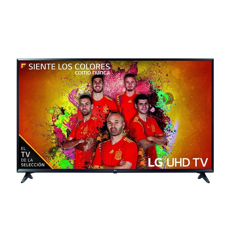 "LG 65UK6100PLB 65"" SMART TV 4K"